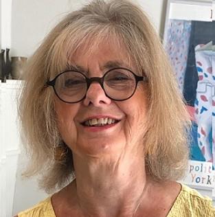 Dr Jackie Morris