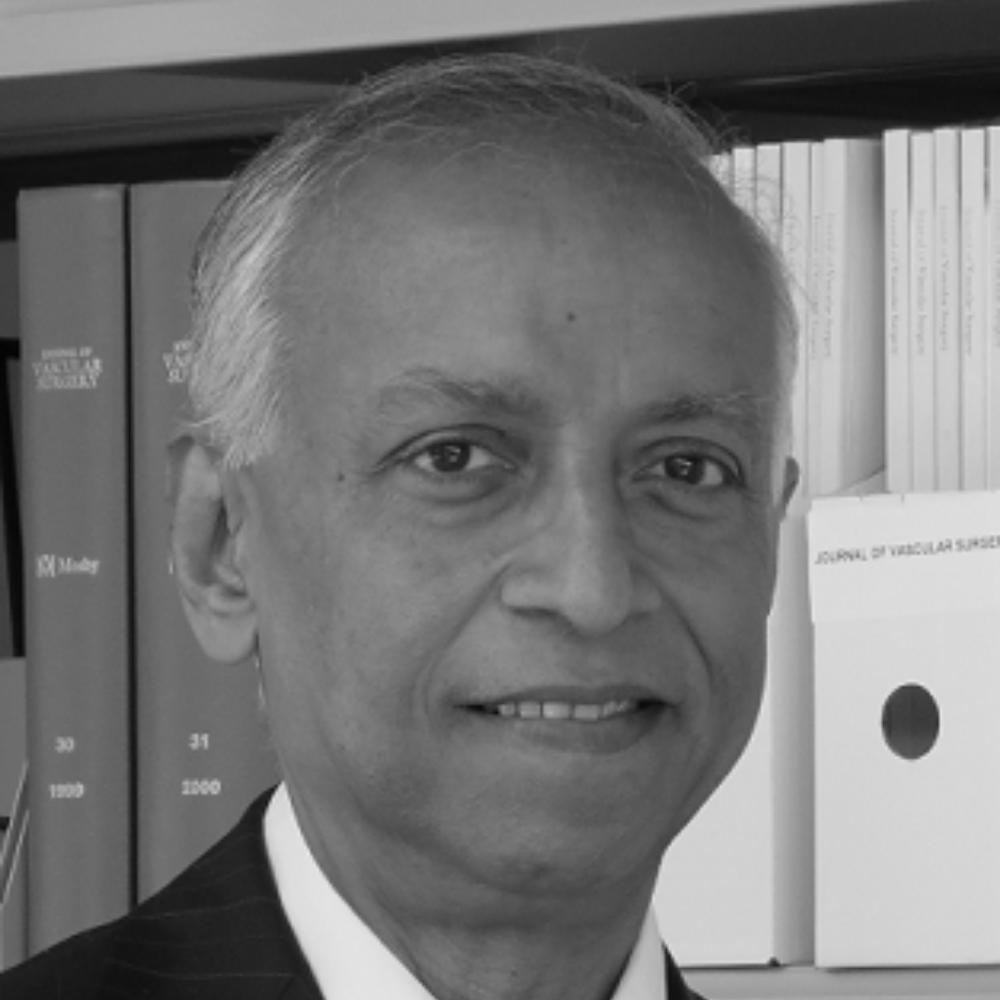Prof Sir Sararatnam Arulkumaran