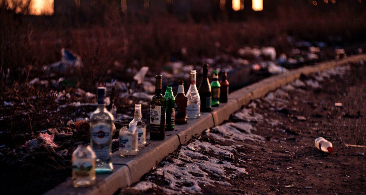 Life Under Lockdown: Addiction Rates Skyrocketing