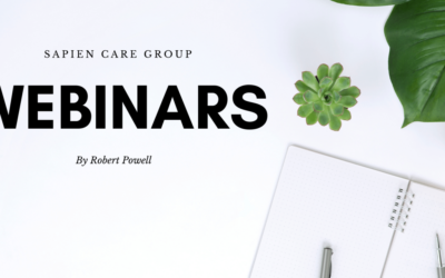 SAPIEN CARE GROUP WEBINARS