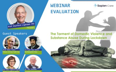 The Torment of domestic violence and substance abuse during lockdown, webinar evaluation